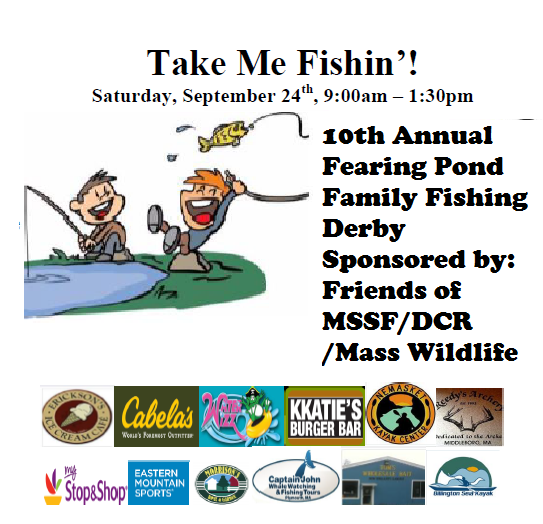 fishing derby flyer
