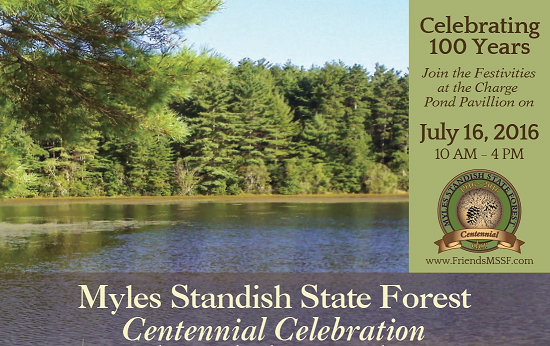 MSSF Centennial Events Celebration flyer